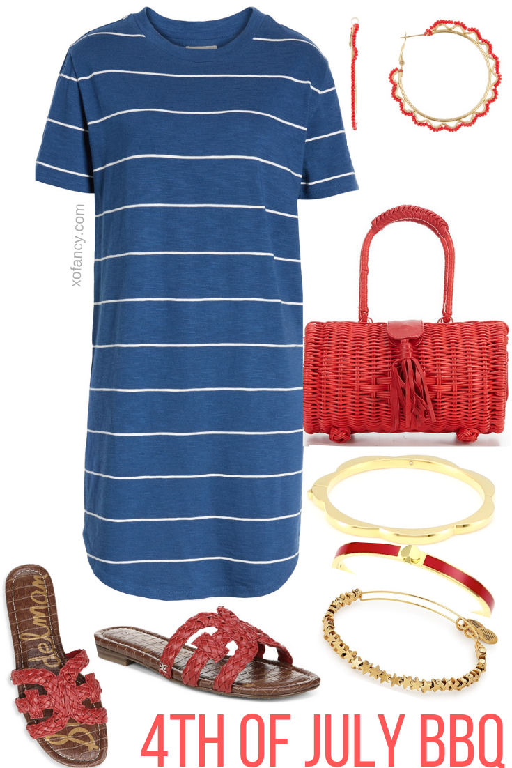 Comfy 4th of July Outfit